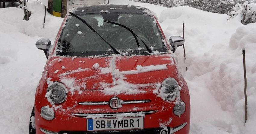 PKW Schnee